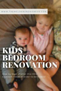 kids bedroom renovation