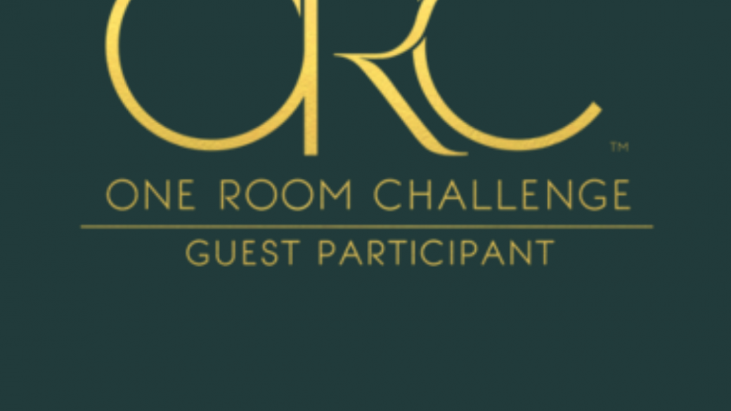 One Room Challenge   Girls Bedroom Renovation