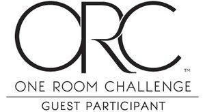 one room challenge logo girls bedroom renovation